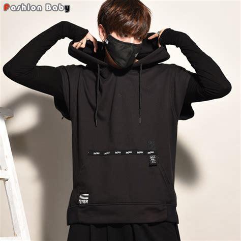 design sleeveless hoodie men s letter design autumn sleeveless hoodies unique