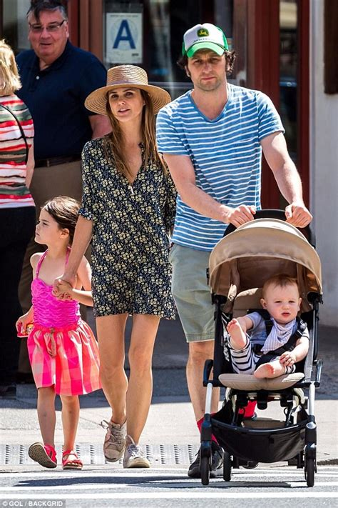 matthew rhys wedding keri russell steps out with matthew rhys and kids in ny