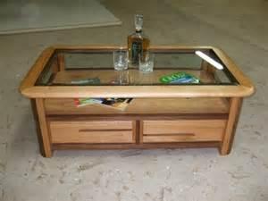 Table Basse De Salon En Verre