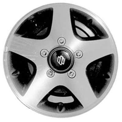 Suzuki Sidekick Wheels 1996 1998 Suzuki Sidekick Wheels Silver Rims 72649