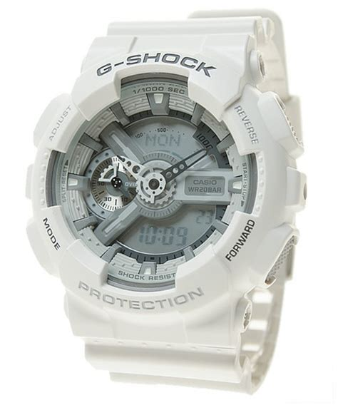 G Shock White white g shock watches pro watches