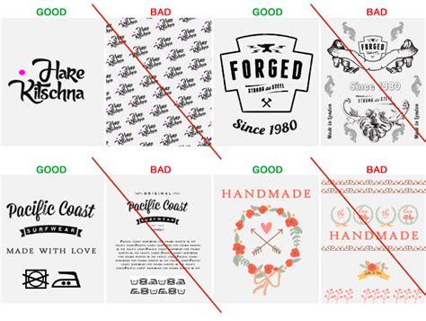 Room Layout Designer personalised fabric labels design satin clothing labels