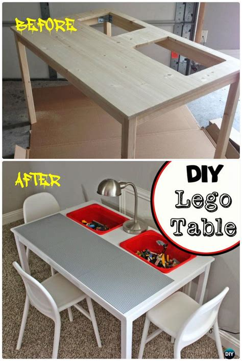 diy lego table projects picture