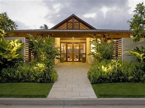 plantation style houses hawaiian houses hawaiian plantation style home plan