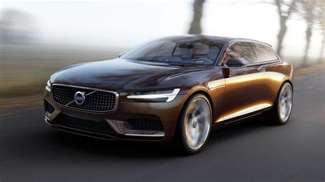 volvo cars volvo s90 and v90 big volvos are back in 2016 by car magazine