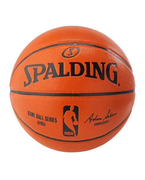 spalding nba basketball nba replica game ball spalding us