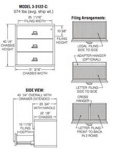 lateral file cabinet dimensions fireking 3 3122 c three drawer 31 wide lateral file