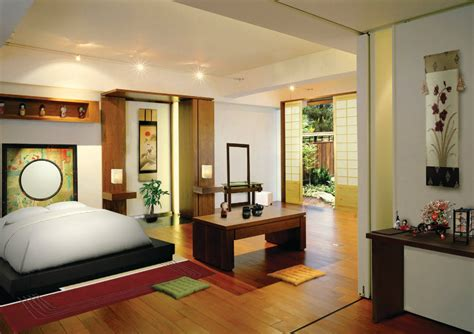 Home Interior Design Themes by Ideas For Bedrooms Japanese Bedroom House Interior