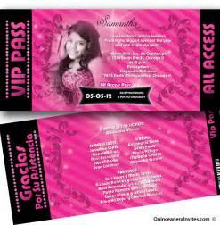 invitations for quinceaneras quinceaneras invitations plumegiant