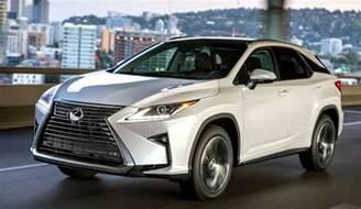 Lexus Suvs Lexus Suv Cost For 2018 Update Reviews Autocarpers