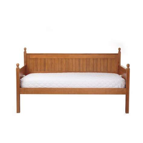 wood day bed wood daybed in honey maple b5xc53