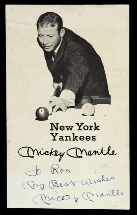 Premium Mickey Baseball lot detail 1960 circa regional premium mickey