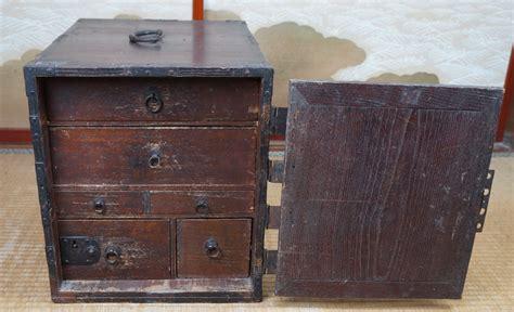 1800s Furniture by Antique Funadansu Japanese Edo Furniture 1800s Japan