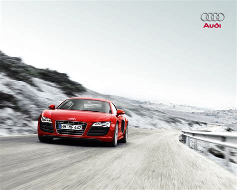 red audi r8 wallpaper audi r8 wallpaper red image 310