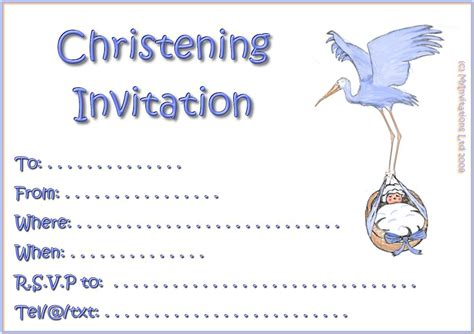 printable online invitation maker baptism photo invitations free life style by modernstork com