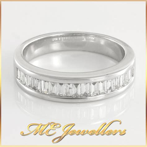 Wedding Ring Valuation by Baguette Archives Me Jewellers