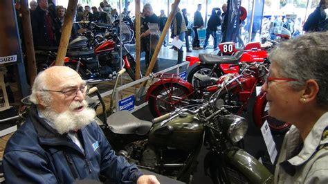 salon moto l 233 gende 2016 charles krajka un homme de moto