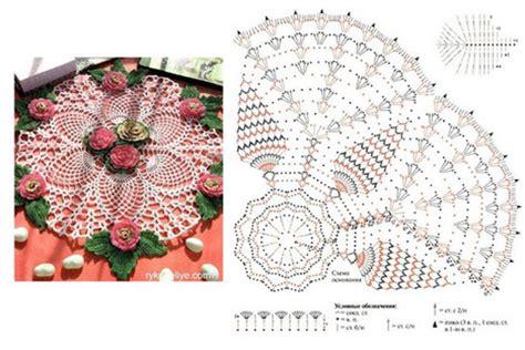 carpeta de crochet patron es tejido facil patr 243 n carpeta pi 241