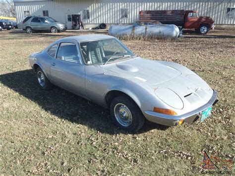 1971 Opel Gt Related Keywords 1971 Opel Gt Long Tail