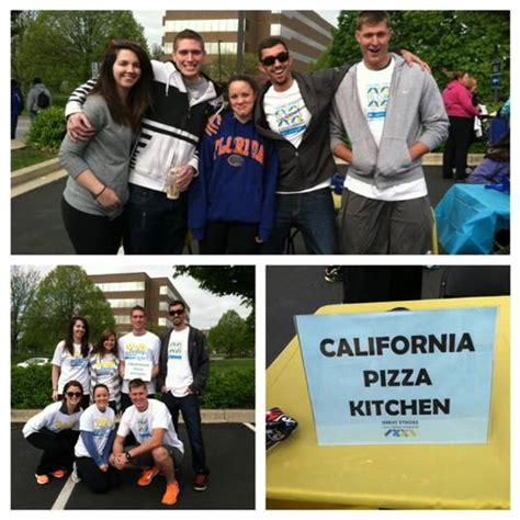 California Pizza Kitchen Hunt Valley by Giving Back To Our Community