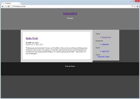 wordpress themes erstellen generator wordpress theme erstellen 171 domainfactory blog