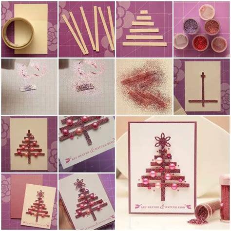 decoracion navidad hecha a mano postal navidad hecha a mano diy christmas christmas