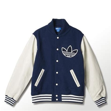 Jual Adidas Windbreaker adidas originals varsity jacket