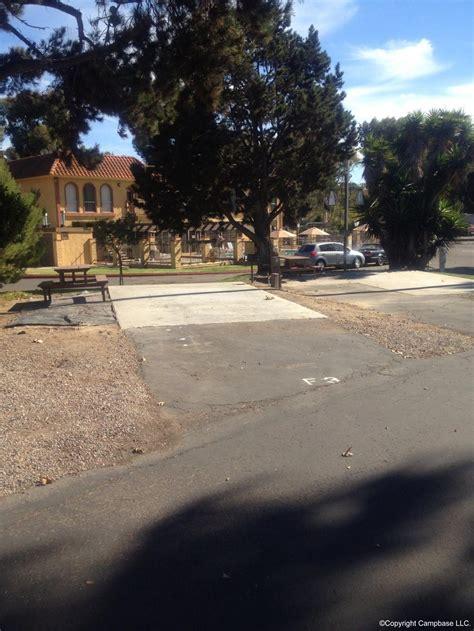 santa fe park santa fe park rv resort san diego california