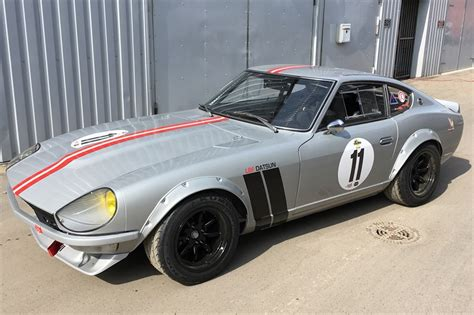 datsun race car racecarsdirect com datsun 240z race car