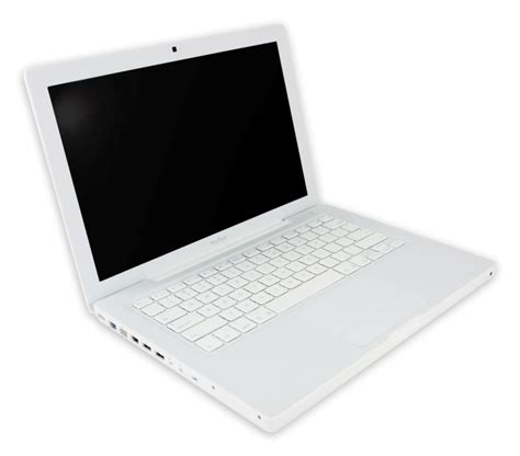 Laptop Apple Macbook White 2 1 refurbished white apple macbook laptop 13 3 2ghz 2gb 320gb