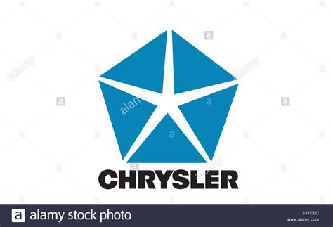 Stock Symbol For Chrysler by Chrysler Sign Usa Logo Cars Stock Photo Royalty Free
