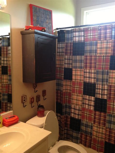 little boys bathroom ideas best 25 plaid shower curtain ideas on pinterest buffalo check gingham curtains and