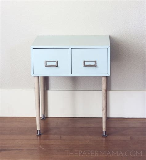 file cabinet side table top 30 most creative diy organisation storage ideas you