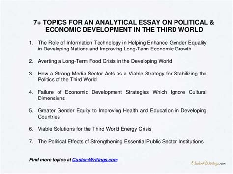thesis on education and economic growth complete guide on writing an analytical essay on political