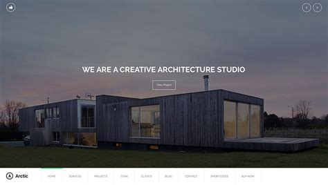 architectural design firms best wordpress themes for architects and architectural