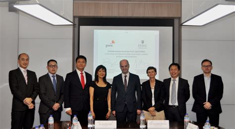 Mba Essec by Essec And Pwc Collaborate To Drive Entrepreneurship And
