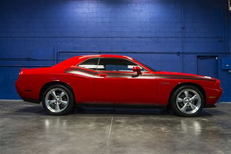 dodge challenger rt coupe used 2010 dodge challenger rt rwd coupe for sale