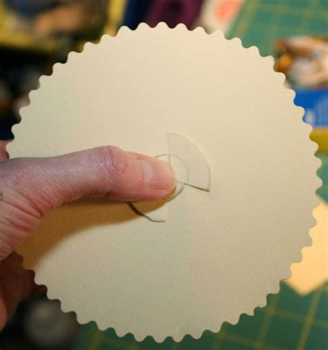 How To Make A Paper Wheel That Spins - volvelle tutorial chewing with the paper chipmunk