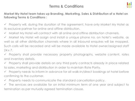 booking terms and conditions template booking terms and conditions template gallery template