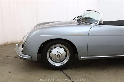 Porsche Speedster Replica Kaufen by 1957 Porsche Speedster Replica Built By Vintage Speedsters