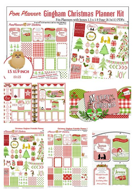 2015 christmas planner free printable download free bible journal printables biblejournallove com