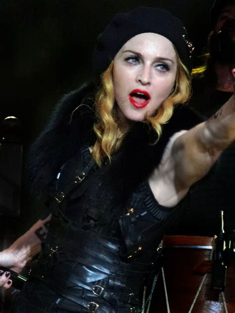 Madonna Is by Madonna To Introduce Riot At Human Rights Concert
