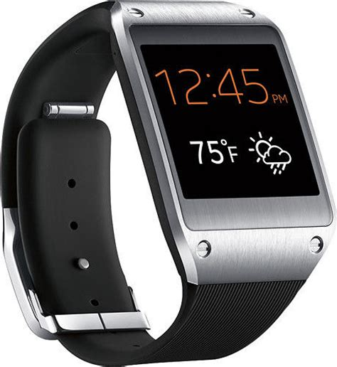 samsung galaxy gear android smart samsung galaxy gear android smartwatch s3 s4 note 2 3 sm v700 jet black ebay