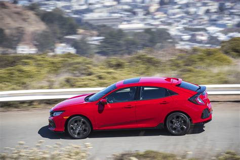 Hatchback Honda by 2017 Honda Civic Hatchback