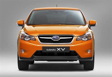 subaru crossover 2012 2012 subaru xv crossover at budget prices