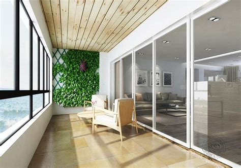 Veranda 3d by Villa Veranda Design 3d Interior Rendering For Villa
