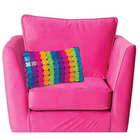 Pillow Kit by Znapeez Rainbow Pillow Kit