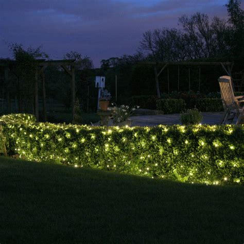 hedge lights garden lights inspiration lights4fun co uk