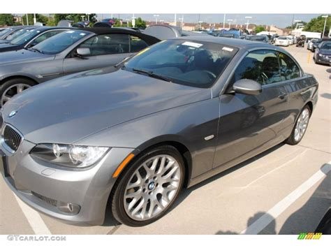2008 bmw 328i convertible specs 2008 space grey metallic bmw 3 series 328i convertible