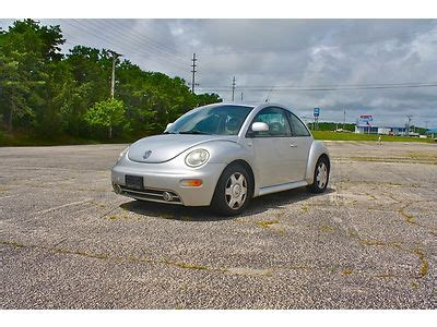 find used 2000 vw beetle diesel tdi manual no reserve one owner leather roof in